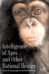 Intelligence of Apes and Other Rational Beings - Yale Scholarship Online