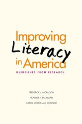 Improving Literacy in America – Guidelines from Research - Yale Scholarship Online