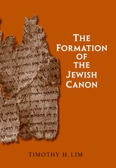 The Formation of the Jewish Canon$